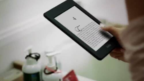 Rumor: Amazon will launch a backlit E-reader