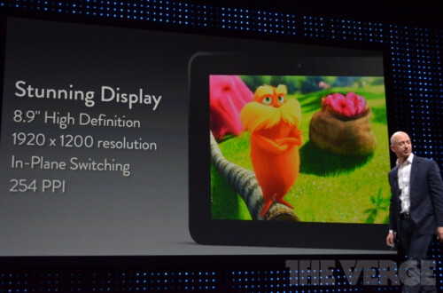 Impressive HD screen that nearly matches Full HD TV sets.