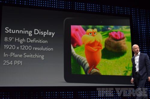 Impressive HD screen that nearly matches Full HD TV sets.