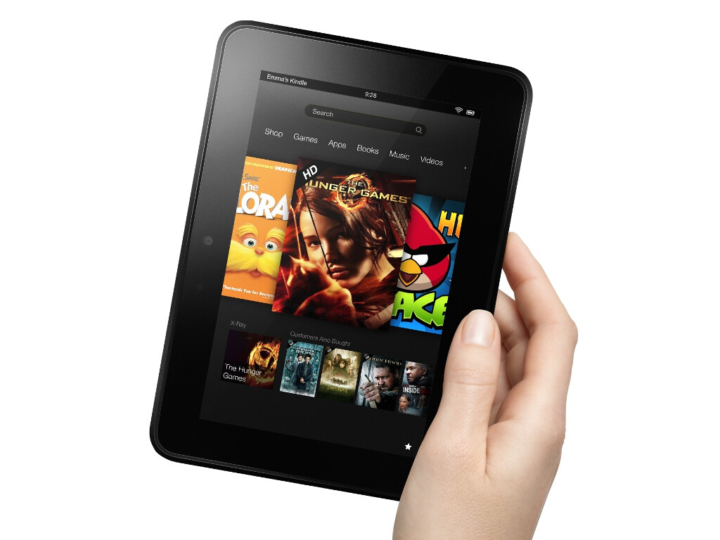 Amazon Kindle Fire HD vs Google Nexus 7: who's who in the ...