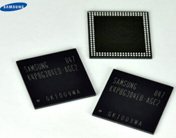 Apple is ordering fewer DRAM chips from Samsung