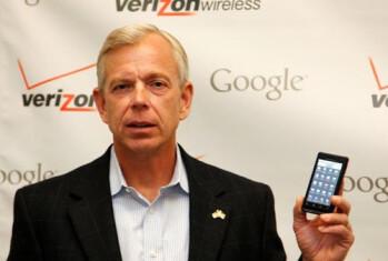Verizon Wireless Ceo Lowell McAdam