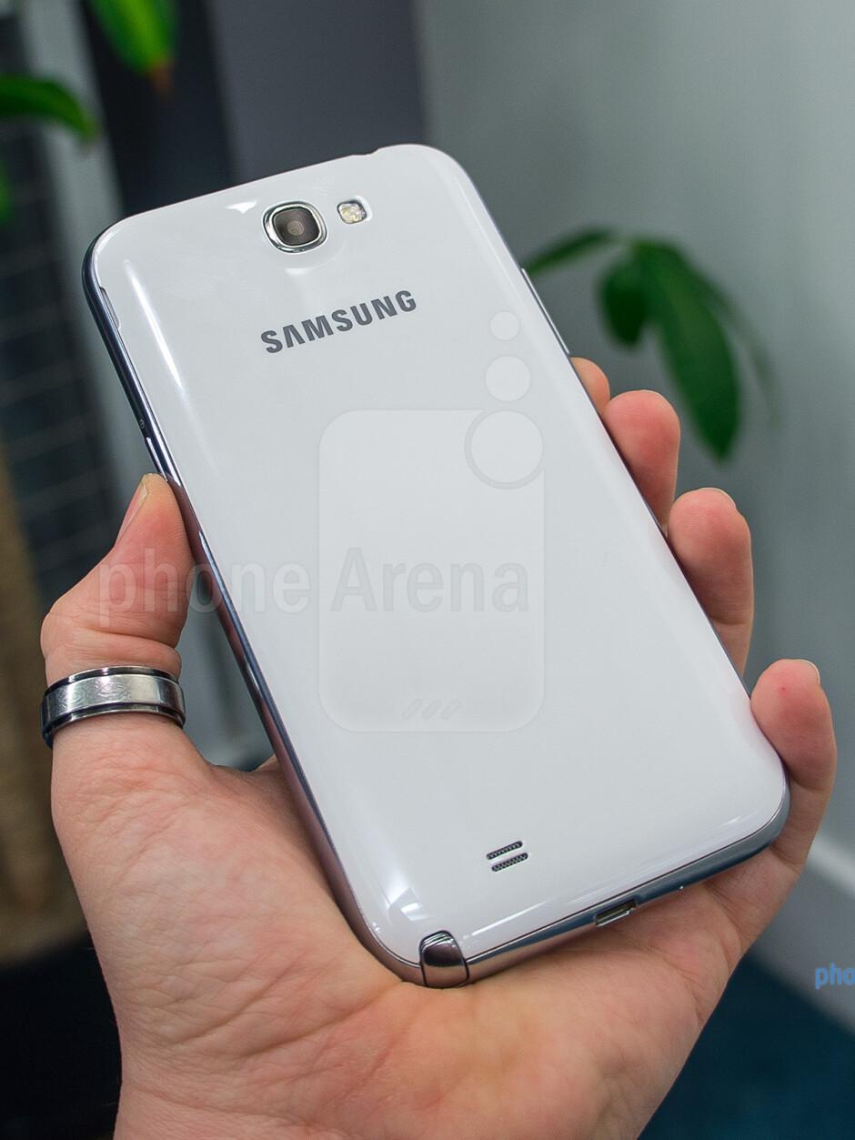 Samsung GALAXY Note II hands-on