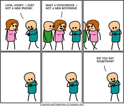 10 hilarious iPhone comics and parodies