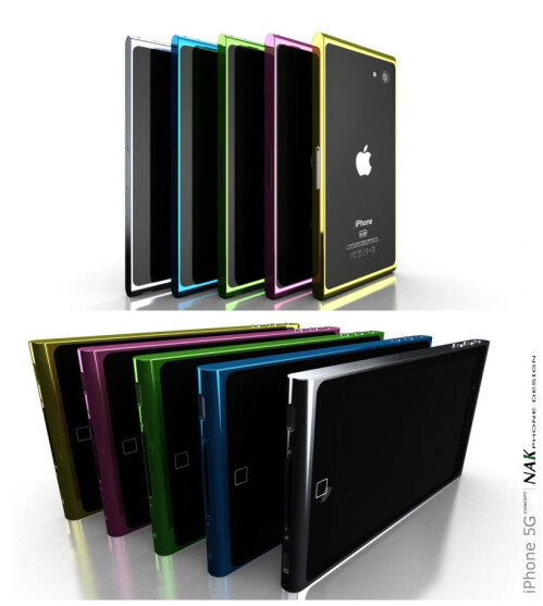 10 iPhone 5 concepts
