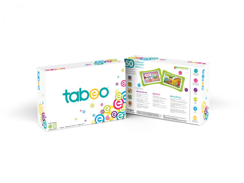 Tabeo children's tablet