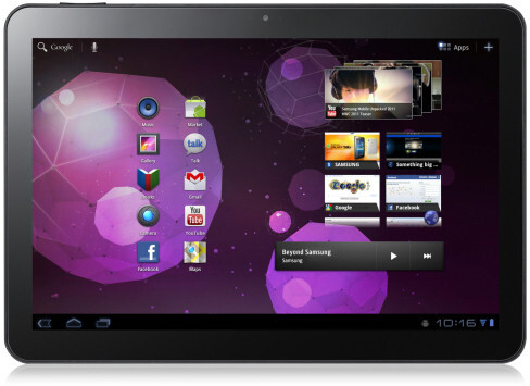 The Samsung GALAXY Tab 10.1 - Apple says Preliminary Injunction on Samsung GALAXY Tab 10.1 cannot be dissolved while on appeal