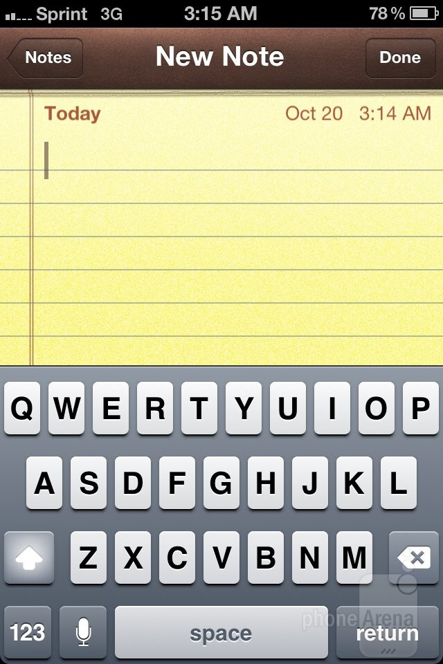 iOS screenshots - Why it's OK for the iPhone to have the same UI, and why it isn't for Windows Phone