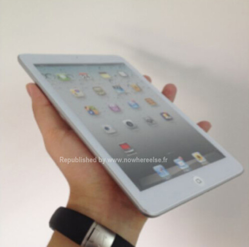 iPad mini dummy unit