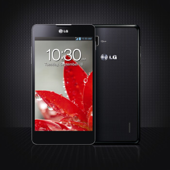 It took LG 15 months to develop and patent the Crystal Reflection glass back of the Optimus G (video)