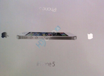 Is this the design of the iPhone 5 packaging?