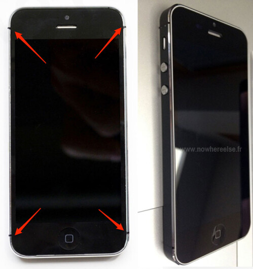Eventual final design of the sixth-gen iPhone leaks before the announcement