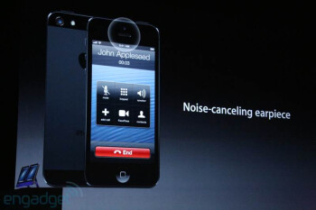 Apple announces the iPhone 5