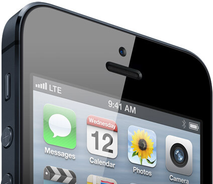 The iPhone 5 pre-orders start on September 14th, available on September 21st