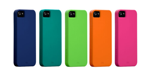 Barely There iPhone 5 case by Case Mate