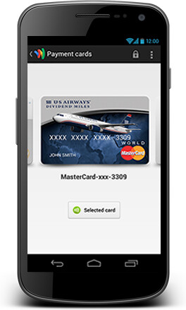 All credit and debit cards work with Google Wallet