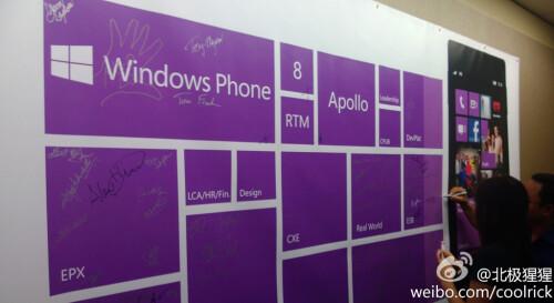 Windows Phone 8 RTM Apollo