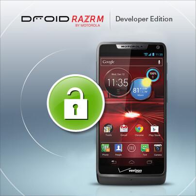 "Not for the faint at heart - Motorola DROID RAZR M Developer Edition ""not for the faint at heart'"