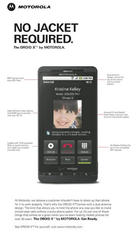 Blast from the past, Motorola makes fun of the Apple iPhone 4