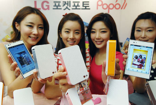 LG introduces cool pocket-sized wireless photo printer for your smartphone