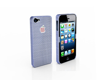 Sapphires and rubies cover this $100,000 iPhone 5 case