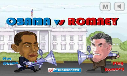 Obama vs Romney (Android)