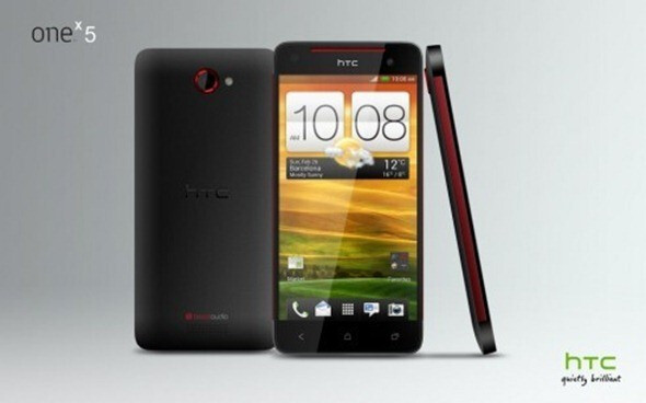 Press photo of the HTC One X 5 - Alleged press shot of HTC One X 5 has people talking