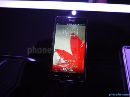 LG Optimus G images
