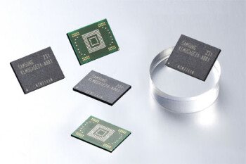 Samsung now mass producing 128GB memory for smartphones, tablets