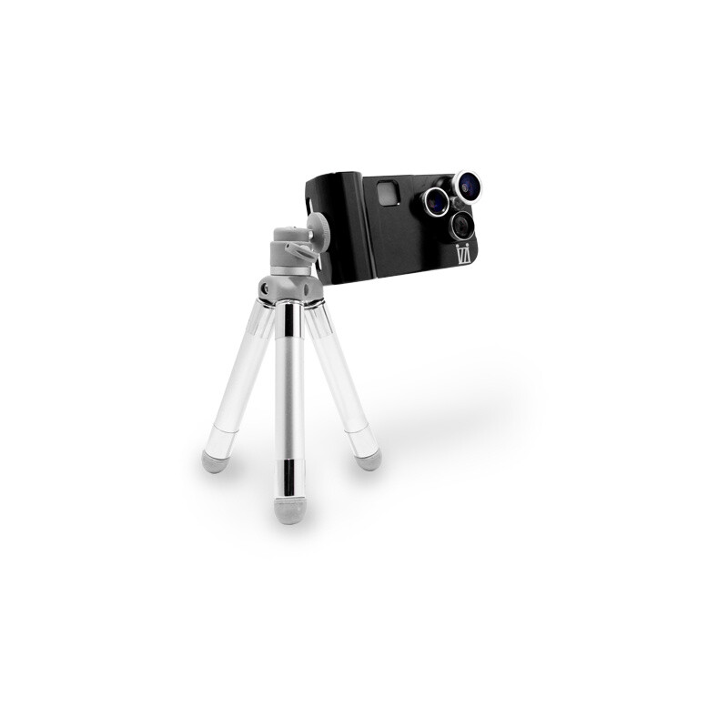iZZi Orbit iPhone 5 case features fisheye, wide-angle, 2x zoom camera lens, yours for $200