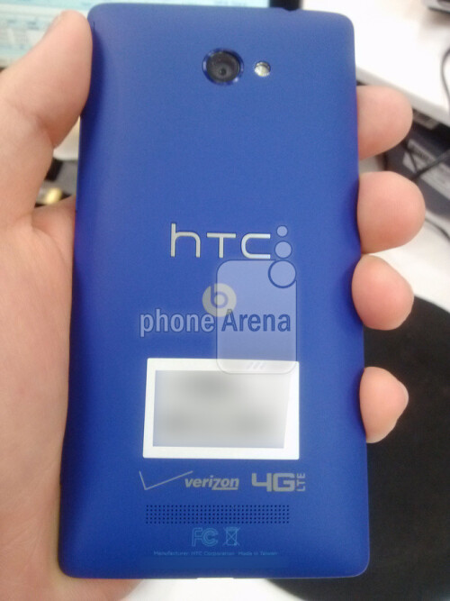HTC Accord, a.k.a HTC 8X