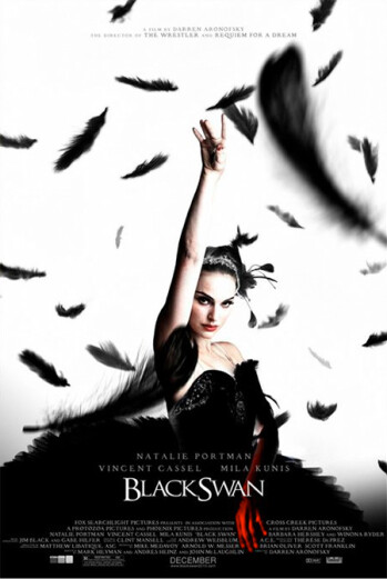 Black Swan is one of the new movies being added to the Google Play Store
