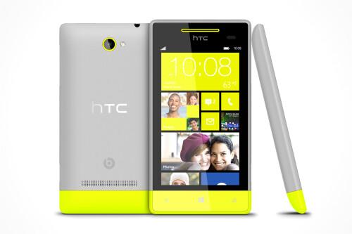 HTC 8S images