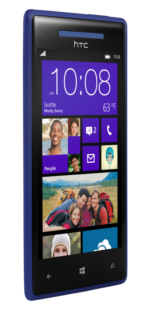 "HTC 8X Windows Phone 8 flagship official: 4.3"" display, LTE, rocking 'em Beats"
