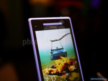 HTC 8X hands-on