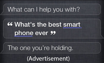 Apple sued over Siri's advertising answers