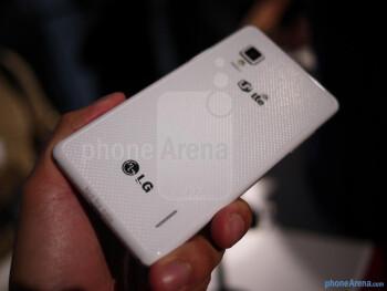 LG Optimus G (International) hands-on
