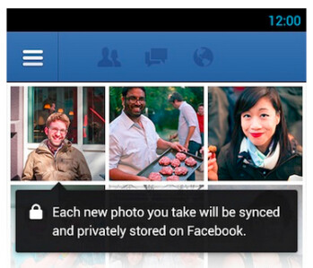 Facebook is testing photo syncing on Android