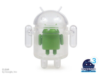 Some of the Android figurines available in Series 3