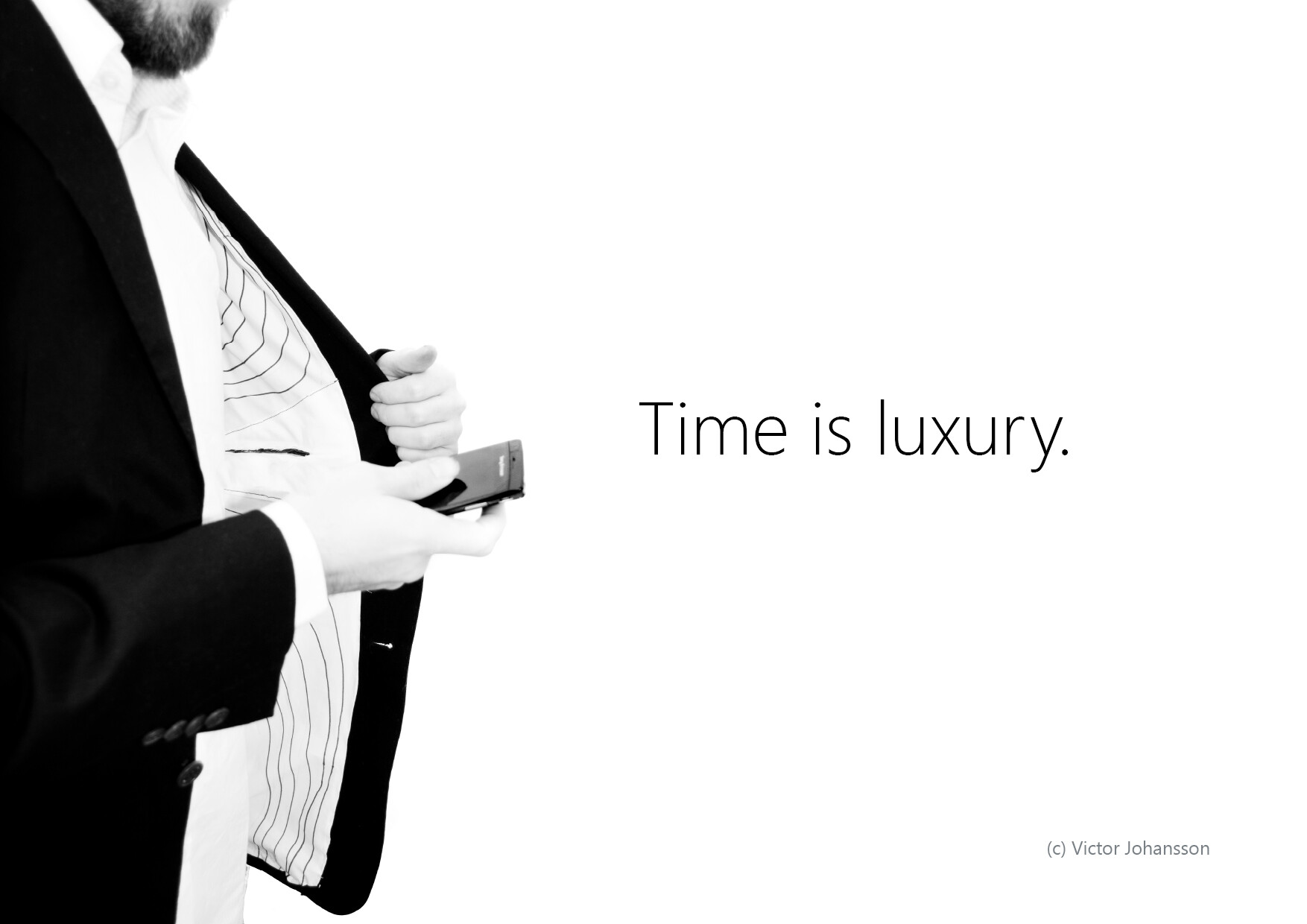 Time is Luxury