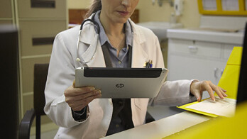 HP is working on an enterprise-ready tablet