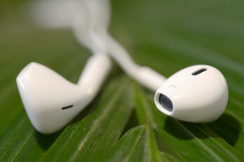 The new Apple EarPods