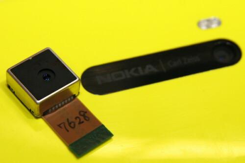 Lumia 920 sensor