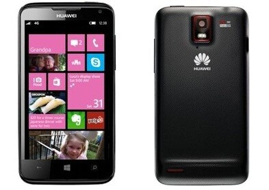 Huawei to introduce multiple Windows Phone offerings