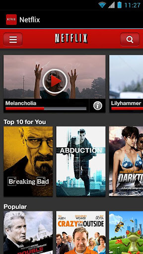 The new Netflix UI