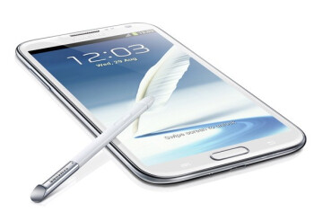 Coming to Canada, the Samsung GALAXY Note II