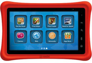The Nabi tablet