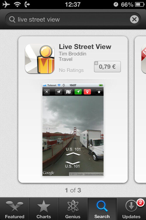 Install Live Street View