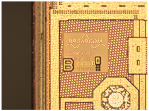 Broadcom radios