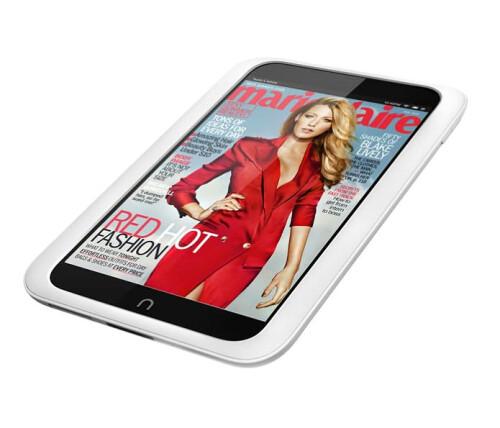 Barnes & Noble Nook HD tablet